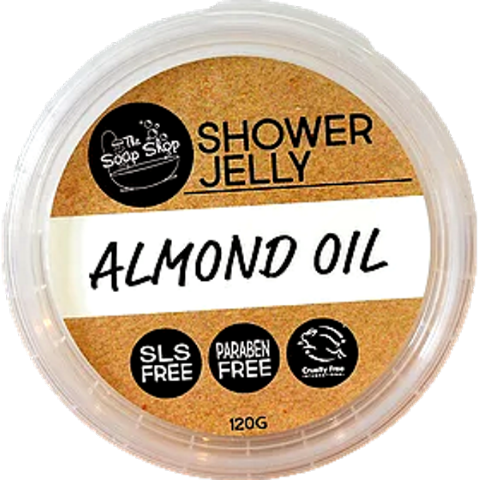 Almond Oil Shower Jelly